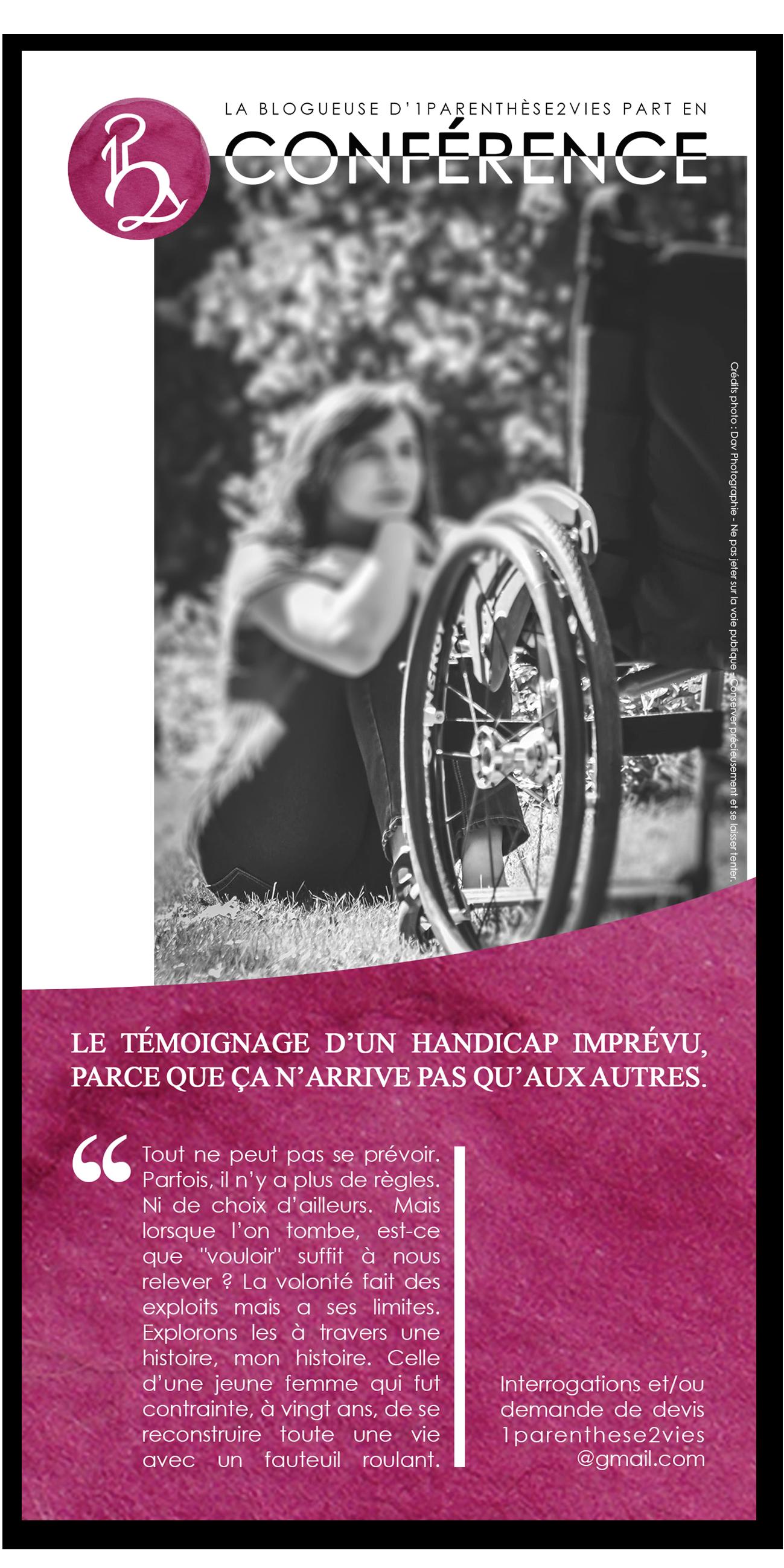 Conférence handicap