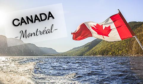 Canada Montréal en fauteuil